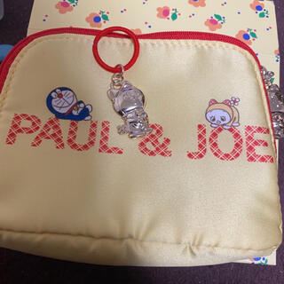 ポールアンドジョー(PAUL & JOE)のポールアンドジョー ドラえもん ポーチ チャーム(ポーチ)