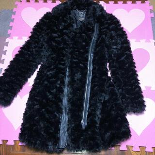 リプシー(Lipsy)のレディース 毛皮ファーコート LIPSY LONDON(リプシーロンドン)(毛皮/ファーコート)