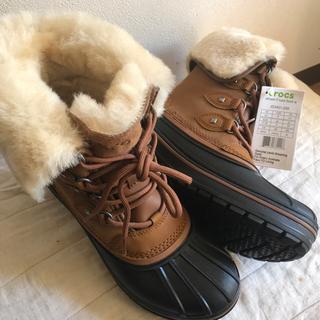 クロックス(crocs)のクロックス ブーツ ブーティ スノーブーツ(ブーツ)