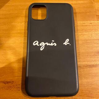 アニエスベー(agnes b.)のアニエスベー iPhone11 agnesb. (iPhoneケース)