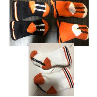 ハーレーダビッドソン(Harley Davidson)のハーレーダビットソン ベビー 靴下(靴下/タイツ)