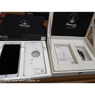 ディズニー(Disney)のkyontan様専用☆Disney Mobile DM-01K☆(スマートフォン本体)