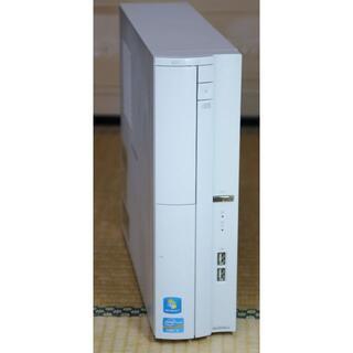 エヌイーシー(NEC)のVALUESTAR G i5 Me8 SSD64 HDD500 Win10 64(デスクトップ型PC)