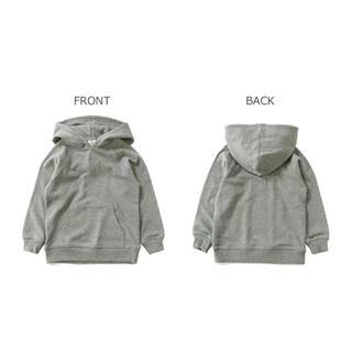 デビロック(DEVILOCK)のデビロック♡パーカー(90-95)(Tシャツ/カットソー)