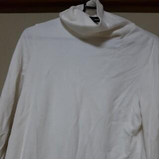 UNIQLO ヒートテック タートルネック Lサイズ(アンダーシャツ/防寒インナー)