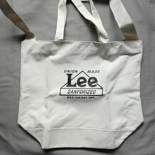 リー(Lee)のLee 超特大ショルダー付きトートmini 付録(トートバッグ)