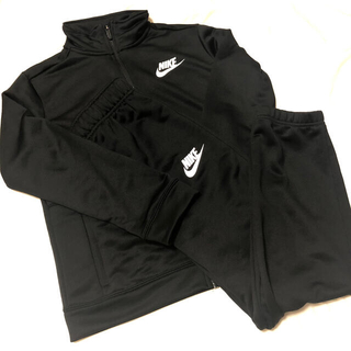 NIKE - NIKE SET UP TRACK JERSEY BLACK