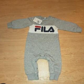 フィラ(FILA)の西松屋 FILA ロンパース 新品未使用タグ付き(ロンパース)