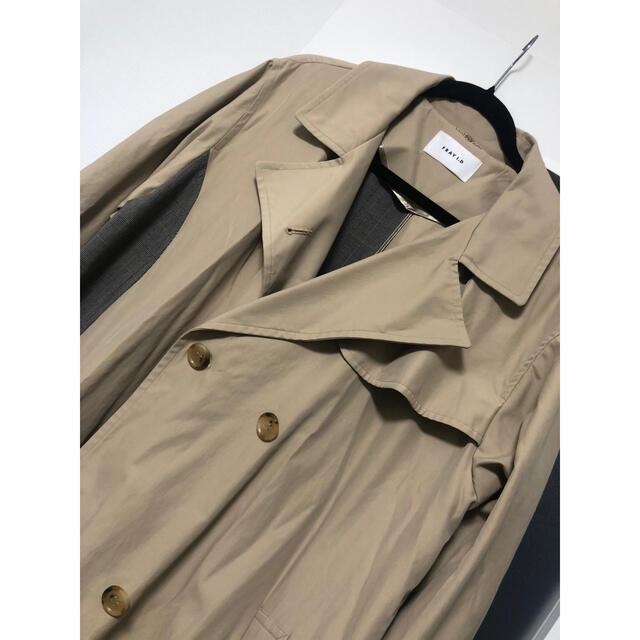 FRAY I.D(フレイアイディー)のフレイアイディーFRAY I.D トレンチコート 宇垣美里さん着用♡ レディースのジャケット/アウター(トレンチコート)の商品写真