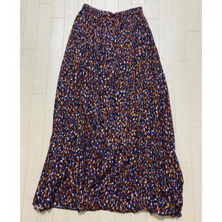 アパルトモンドゥーズィエムクラス(L'Appartement DEUXIEME CLASSE)のSpick &Span オーバルドットスカート (ロングスカート)