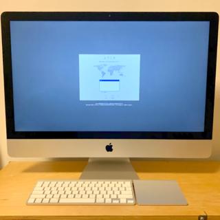 Apple - 【送料込・美品】iMac 27インチ Late 2012