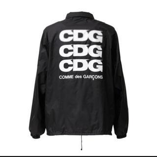 コムデギャルソン(COMME des GARCONS)のCDG コーチジャケット comme des garcons jacket(その他)