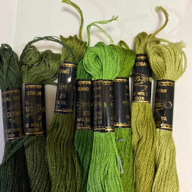 OLYMPUS(オリンパス)のオリムパス刺繍糸380 ハンドメイドの素材/材料(生地/糸)の商品写真