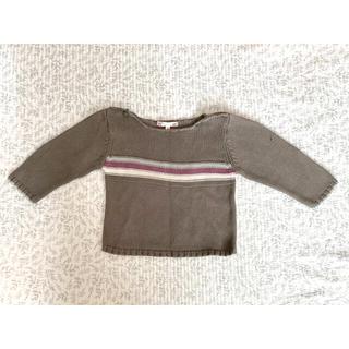 ボンポワン(Bonpoint)のボンポワン ponpoint セーター ニット(ニット/セーター)