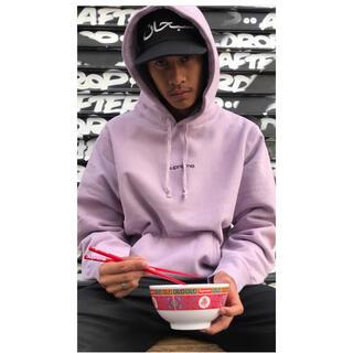 シュプリーム(Supreme)のCompact Logo Hooded Sweatshirt (パーカー)