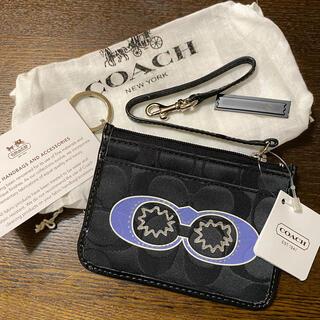 COACH - コーチ 定期入れ パスケース 新品未使用