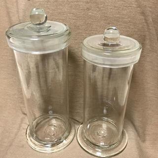 レトロ瓶 セット 硝子 ガラス インテリア雑貨(ガラス)