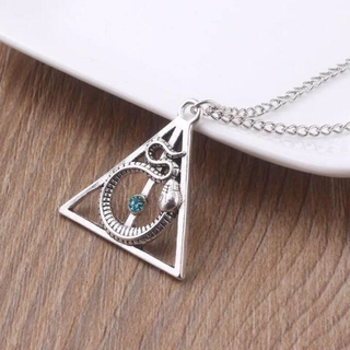 Harry Potter Necklace ナギニ 死の秘宝ネックレス