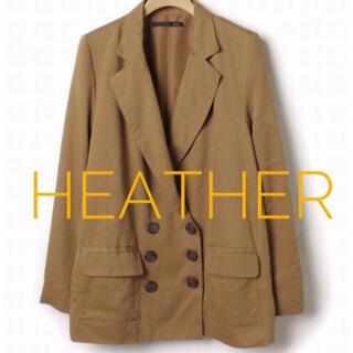 heather - Heather【美品】チェスター ジャケット アウター