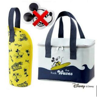 ミッキーマウス(ミッキーマウス)のSPRiNG 8月号 付録 ミッキー保冷アイテム2点セット(トートバッグ)