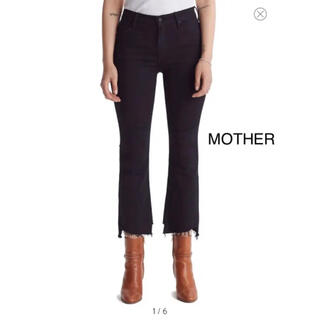 mother - 【新品】MOTHER Insider Two Step マザー インサイダー