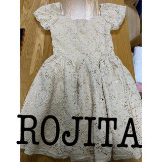 ロジータ(ROJITA)のミニワンピース(ミニワンピース)