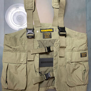 NEIGHBORHOOD - NEIGHBORHOOD MIL-PACK/C-VEST 新品未使用