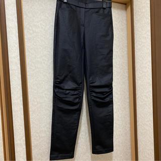 シャルレ(シャルレ)のシャルレET111  パンツ ブラック(カジュアルパンツ)