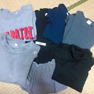 まとめ売り 美品 KIDSトップス130 点セット(Tシャツ/カットソー)