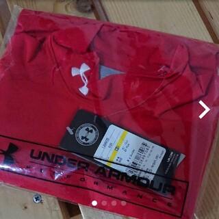 アンダーアーマー(UNDER ARMOUR)のアンダーアーマー ロングスリーブ モック(Tシャツ/カットソー(七分/長袖))