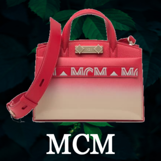 エムシーエム(MCM)の★SALE☆【MCM】ミラノレザー クロスボディバッグ(ショルダーバッグ)