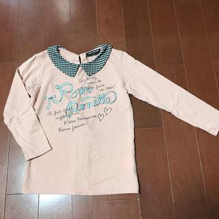 ポンポネット(pom ponette)のポンポネット 140 ロンT pom ponette junior S(Tシャツ/カットソー)