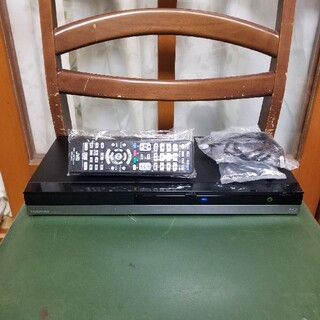 トウシバ(東芝)の新同完動超美品!外付HDD可!東芝ブルーレイレコーダーDBR-Z310(ブルーレイレコーダー)