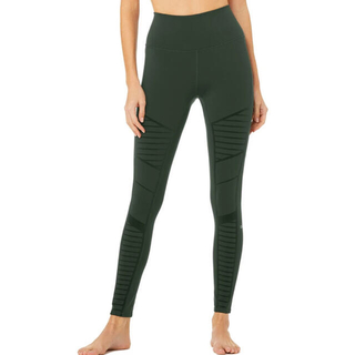 lululemon - alo yoga ハイウエストMoto Legging タグ付き新品未使用
