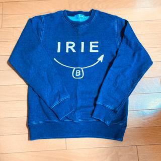 アイリーベリー(Irie Berry)のIRIE BERRY トレーナー(トレーナー/スウェット)