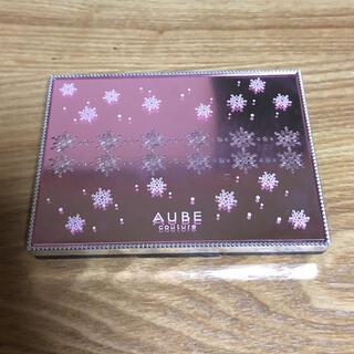 オーブクチュール(AUBE couture)のオーブクチュール デザイニングジュエルコンパクト 02(コフレ/メイクアップセット)