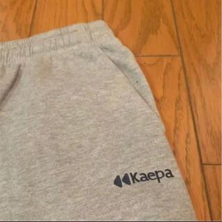 カッパ(Kappa)のkappa スウェット グレー M(トレーナー/スウェット)