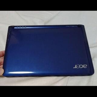 エイサー(Acer)の刹那様専用 acer Aspire one AOA150-Bb 改造済み(ノートPC)