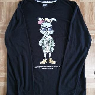 カズロックオリジナル(KAZZROCK ORIGINAL)の☆未使用品☆ kazzrock ロンT(Tシャツ/カットソー(七分/長袖))