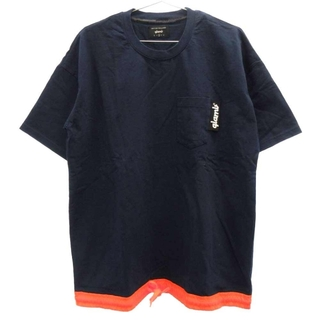 glamb - glamb グラム 半袖Tシャツ