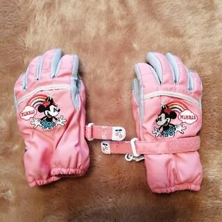 ディズニー(Disney)の手袋 女の子 100〜110cm(ウエア)