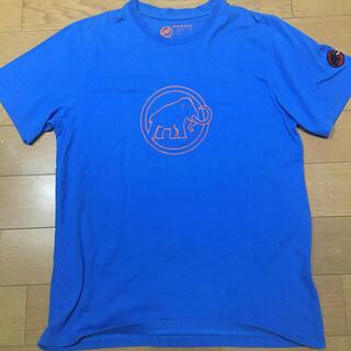 マムート(Mammut)のマムート メンズ半袖Tシャツ Lサイズ(Tシャツ/カットソー(半袖/袖なし))