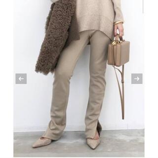 アパルトモンドゥーズィエムクラス(L'Appartement DEUXIEME CLASSE)のアパルトモン♡ Wool Zip Leggings(レギンス/スパッツ)