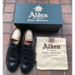 Alden - 貴重!オールデン コードバン Vチップ