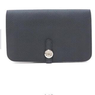 エルメス(Hermes)のエルメス ドゴンデュオ 043070CK 財布(折り財布)