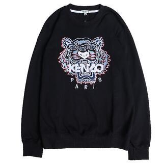 KENZO - 刺繍 \2枚11500/ ケンゾーKENZO長袖トレーナースウェット#9