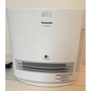 パナソニック(Panasonic)のPanasonic 加湿セラミックファンヒーター(ファンヒーター)