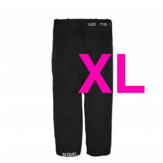 フラグメント(FRAGMENT)のsequel chino pants black 新品 fragment (チノパン)