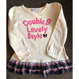 ダブルビー(DOUBLE.B)のdouble.b 100cm(ジャケット/上着)