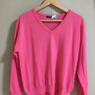 マカフィー(MACPHEE)のセーター(ニット/セーター)